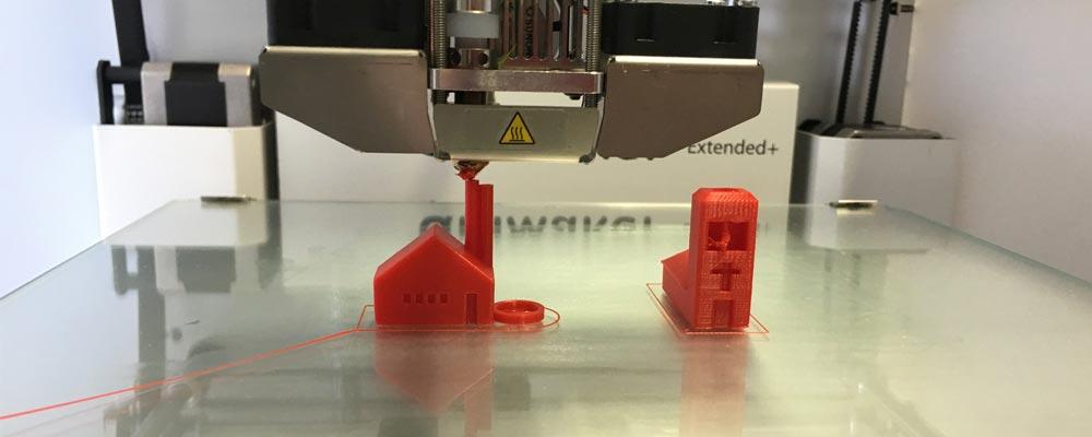 Patentes e impresión 3D para construcciones